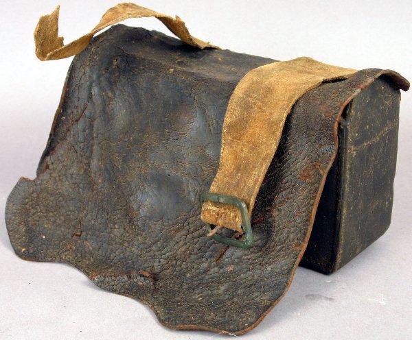18: U.S. REVOLUTIONARY WAR CARTRIDGE BOX