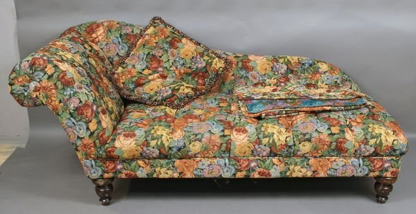 2007: 20th C. Victorian-style Chaise Lounge