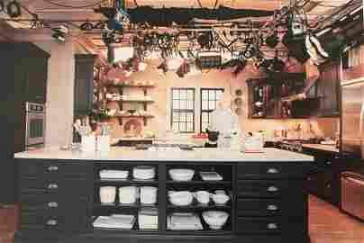 Martha Stewarts Iconic Turkey Hill Kitchen