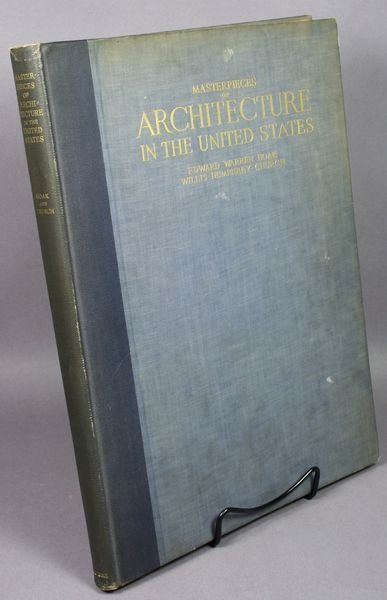 6005: Book, Masterpieces of Architecture in the U.S.