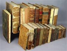 6064: (24) Book Titles (25 vols.), Leatherbound, Histor