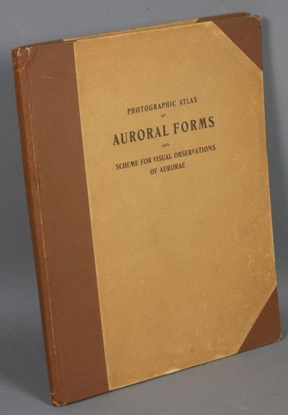 1B: Photographic Atlas of Auroral Forms, 1st ED.