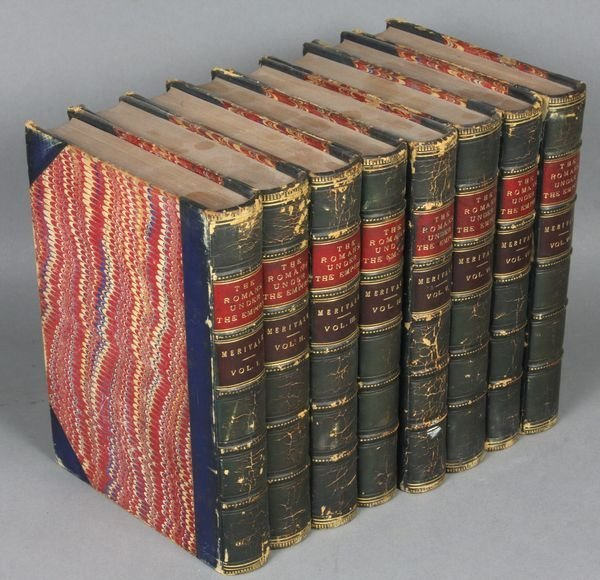 5B: 8Vols. History of Romans Under the Empire,1865