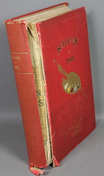 14B: Salons of 1905 (Paris, no date, Ed. ltd to 150)