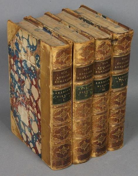 15B: 4Vols. The Arabian Nights Entertainments, 1883