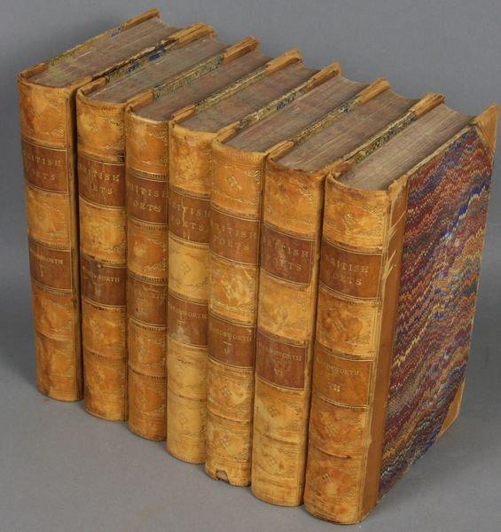 18B: 7Vols. Poetical Works of William Wordsworth