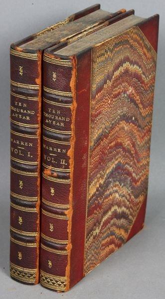 19B: 2Vols. 10,000 A Year (London, 1854)