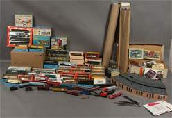 3182 Large Lot of 20th C HO Gauge Train Items