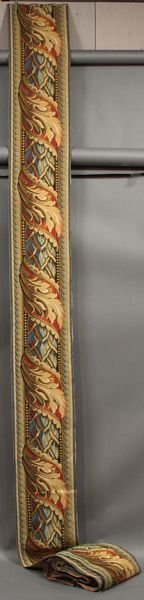 3009: 20th Century French Tapestry Border
