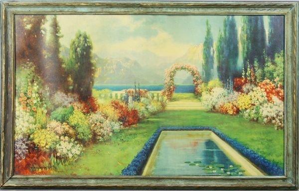 4209: Five (5) R. Atkinson Fox Prints, Framed, C1920 - 2