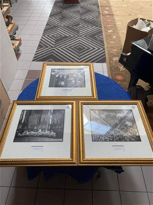 Unique photograph of the Waldorf Astorias 50th