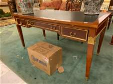 Regency table desk with coffee table, 60x30 inches and