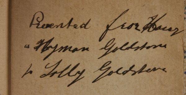 5298: Daily Prayer Book, German & Polish Jews, 1857 - 4