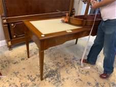 Regency style table desk