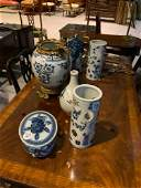 Group of 6 Chinese Porcelain Items