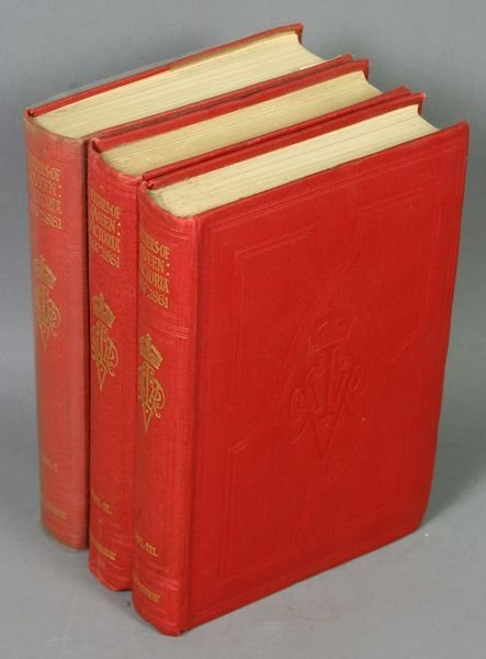 1001: The Letters of Queen Victoria, Benson, 1908