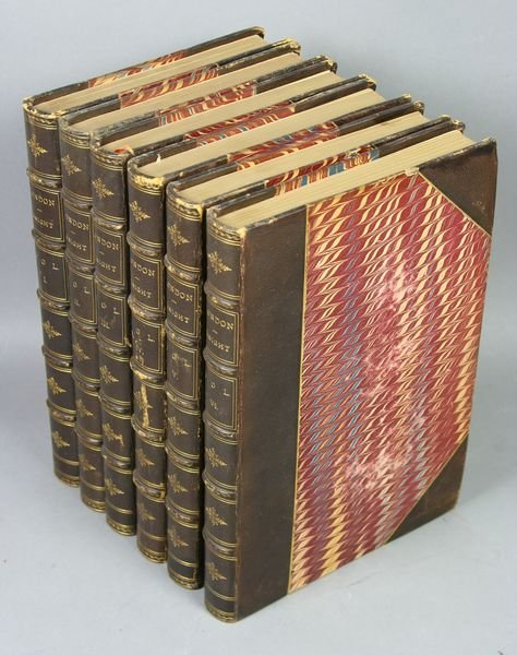 1009: London, by Charles Knight, edited 6 vols. 1851