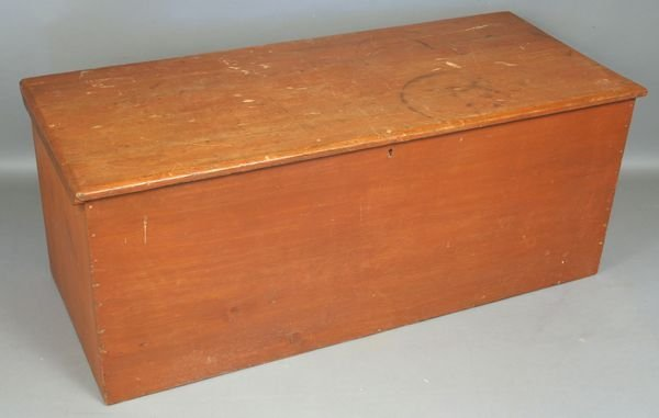 2023: Early Country Pine Chest