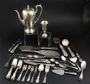 170: Collection of American and English Sterling