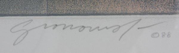 128A: Greg Gronowski, Early Impressions, Mono Print - 4