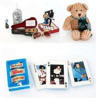 Lot of Assorted Elvis Memorabilia