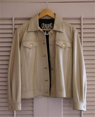 Vintage Tan Jacket