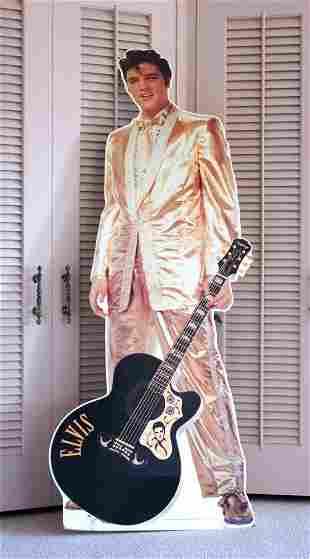 Elvis Cutout