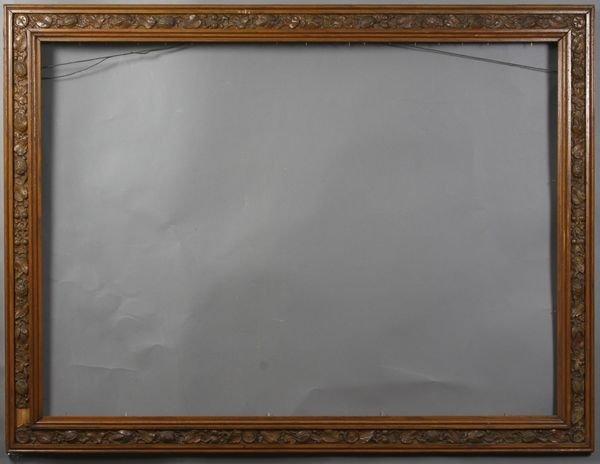 "5002: Oak frame, outside: 39 1/2"" x 30"""