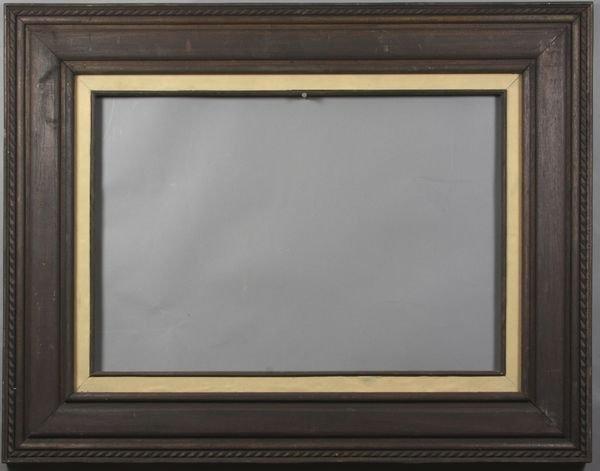 "5013: Wood frame, outside: 28"" x 36"""