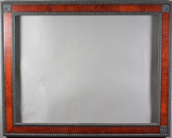 "5021: Biedermeier-style frame, 26 1/2"" x 33 1/4"""