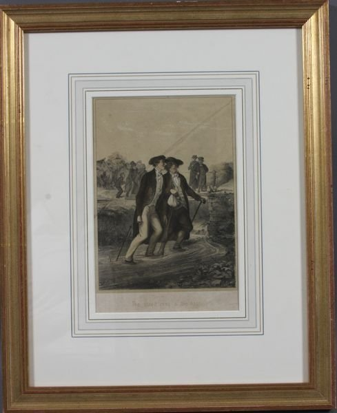"""6013: HC Litho, """"The Strait Road is the Best"""", C1852"""