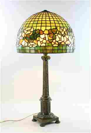 Duffner Stained Glass Table Lamp