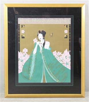 Lillian Shao Japanese Print