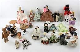 Miscellaneous Vintage Dolls