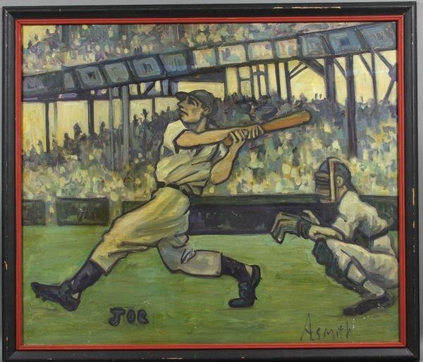 11: Signed A. Smith, Baseball Players, o/'b