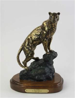 Robert Taylor, El Tigre, Bronze