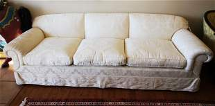 Fine Custom Upholstered Sofa