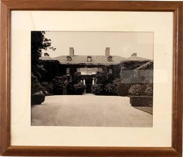 20TH CENTURY PHOTO OF CIRCA 1920 MANSION