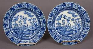 LATE 18TH/EARLY 19TH CHINESE PORCELAIN PLATES
