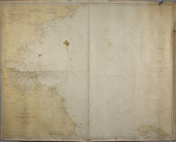 4021: Massachusetts Bay map