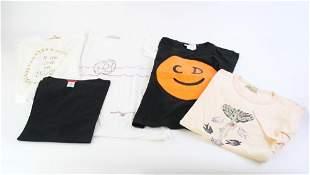 Ladies T-Shirts, Dior, Kenzo, Krizia, Moschino