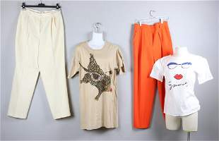 Valentino, Escada, Givenchy, Pants, Shirts