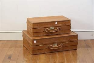 Hartmann Leather Luggage