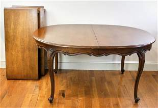 French Walnut Dining Table
