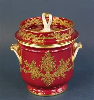 Le Tallec Porcelain Fruit Cooler