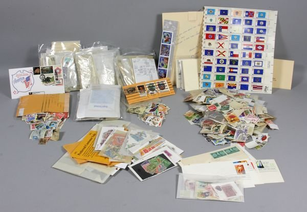 5015: Large group of fine, first day covers, duplicate