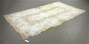 Antique Lace Table Cloth