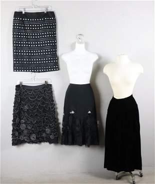 Skirts, Sonia Rykiel, Oscar de la Renta, Rena Lange