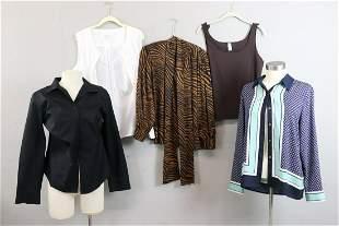 Ladies Blouses, Including Yves Saint Laurent