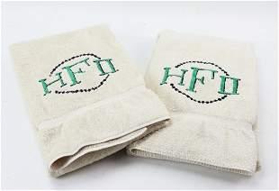 Henry Ford II Bath Towels